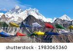 View Of Mount Everest And...