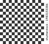 checker pattern. race...   Shutterstock .eps vector #1983153386