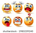 Emoji Vector Character Set....