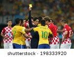 sao paulo  brazil   june 12 ... | Shutterstock . vector #198333920