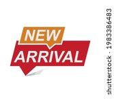 New Arrival Label Set  Multi...