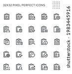 clipboard  checklist  petition  ...   Shutterstock .eps vector #1983445916