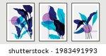 abstract art background vector. ...   Shutterstock .eps vector #1983491993