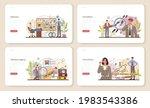 professional detective web... | Shutterstock .eps vector #1983543386