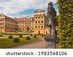 jaromerice nad rokytnou chateau ... | Shutterstock . vector #1983568106