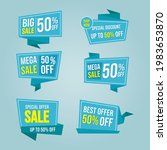 sale banner and label... | Shutterstock .eps vector #1983653870