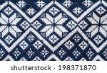 retro vintage scandinavian... | Shutterstock . vector #198371870