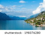 Lake Garda Is The Largest Lake...