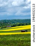 picturesque rural landscape...   Shutterstock . vector #1984032113