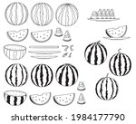 Watermelon Illustrations And...