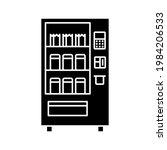vending machines vector icon.... | Shutterstock .eps vector #1984206533