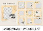 social media template blog...   Shutterstock .eps vector #1984338170