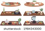 set of illustrations about...   Shutterstock .eps vector #1984343000