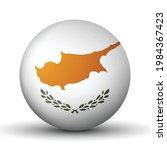 glass light ball with flag of...   Shutterstock .eps vector #1984367423