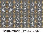 seamless oriental ornament in... | Shutterstock . vector #1984672739