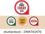 special offer  best price today ... | Shutterstock .eps vector #1984761470