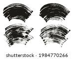 flat fan brush thick curved...   Shutterstock .eps vector #1984770266