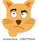 Vector Emoticon Illustration Of ...
