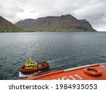 Isafjordur  Iceland   July 2019 ...