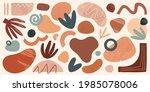 bundle of vector boho various...   Shutterstock .eps vector #1985078006