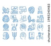 psychotherapy help sketch icon...   Shutterstock .eps vector #1985240483