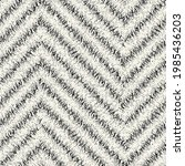 monochrome crumpled effect... | Shutterstock .eps vector #1985436203