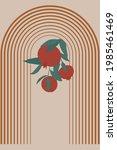 minimalist abstract...   Shutterstock .eps vector #1985461469