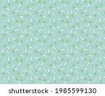 japanese leek pattern. color...