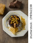 Lebkuchen With Pieces Of...