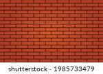 background with brick wall...   Shutterstock .eps vector #1985733479