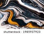 fluid art texture. abstract... | Shutterstock . vector #1985937923