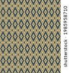 ethnic seamless pattern.... | Shutterstock .eps vector #1985958710