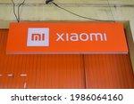 Blurry Image Of Xiaomi Brand...