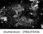 grunge black and white.... | Shutterstock .eps vector #1986193436