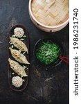 Plate With Panasian Dumplings...
