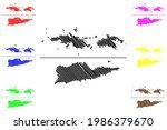 virgin islands of the united... | Shutterstock .eps vector #1986379670