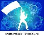 internet illustration | Shutterstock .eps vector #19865278