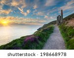 The Iconic Ruins Of The Wheal...