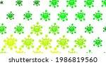 light green  yellow vector...   Shutterstock .eps vector #1986819560