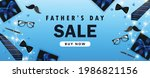 happy father's day vector... | Shutterstock .eps vector #1986821156