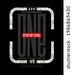 one step up level  modern and... | Shutterstock .eps vector #1986865430