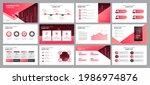 business presentation...   Shutterstock .eps vector #1986974876