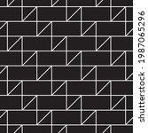 seamless   vector pattern.... | Shutterstock .eps vector #1987065296