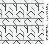 seamless   vector pattern.... | Shutterstock .eps vector #1987065299