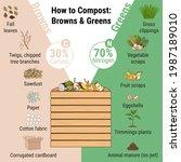 infographic of garden...   Shutterstock .eps vector #1987189010