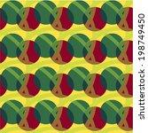 seamless pattern | Shutterstock .eps vector #198749450