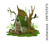 Fairy Swamp House Or Dwelling...