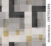 Modern Geometric Rug Pattern...