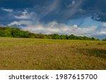 Countryside Landscape  Bucolic...