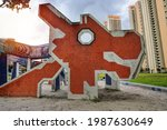 singapore   may 29  2021 ...   Shutterstock . vector #1987630649